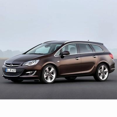 Autó izzók a 2013 utáni halogén izzóval szerelt Opel Astra J Kombi-hoz