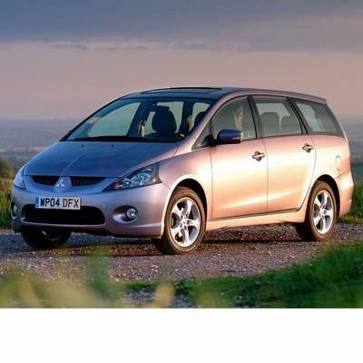 Autó izzók xenon izzóval szerelt Mitsubishi Grandis (2003-2011)-hoz
