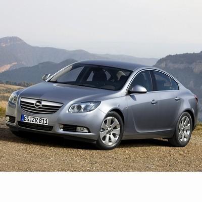 Autó izzók bi-xenon fényszóróval szerelt Opel Insignia (2009-2013)-hoz