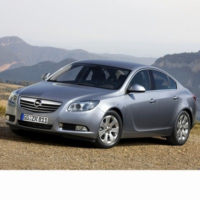 For Opel Insignia (2009-2013) with Bi-Xenon Lamps