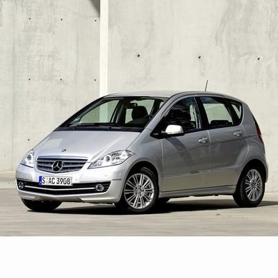 Autó izzók halogén izzóval szerelt Mercedes A (2007-2012)-hoz