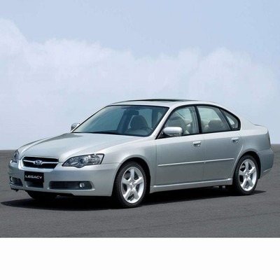 Autó izzók xenon izzóval szerelt Subaru Legacy (2003-2009)-hoz