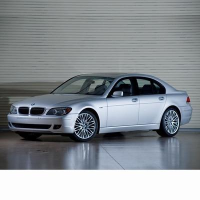 BMW 7 (E65) 2001
