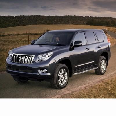 Autó izzók a 2009 utáni xenon izzóval szerelt Toyota Land Cruiser J15-höz