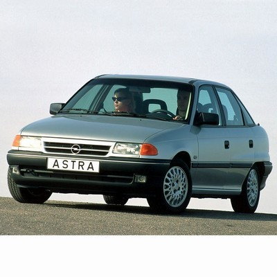Autó izzók halogén izzóval szerelt Opel Astra F Sedan (1994-1998)-hoz