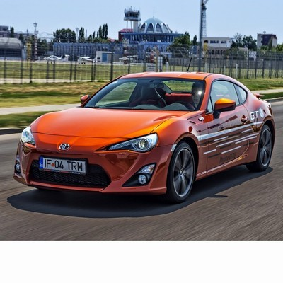 For Toyota GT86 after 2012 with Halogen Lamps