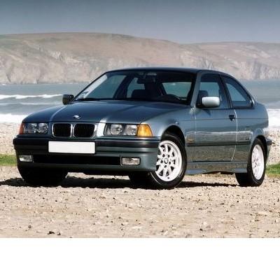 Autó izzók halogén izzóval szerelt BMW 3 Compact (1994-2000)-hoz