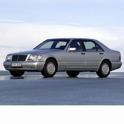 Autó izzók xenon izzóval szerelt Mercedes S (1995-1998)-hez