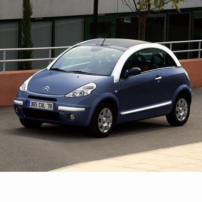 Autó izzók halogén izzóval szerelt Citroen C3 Pluriel (2003-2010)-hez