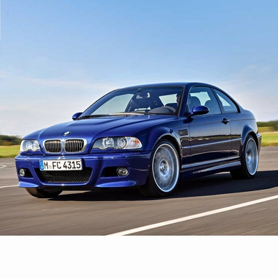 BMW 3 Coupe (E46) 2000