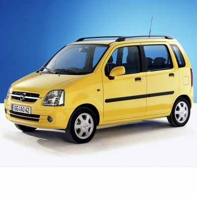 For Opel Agila (2000-2007) with Halogen Lamps