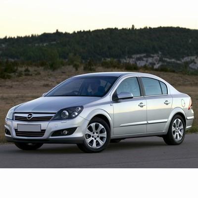 Autó izzók halogén izzóval szerelt Opel Astra H Sedan (2006-2010)-hoz