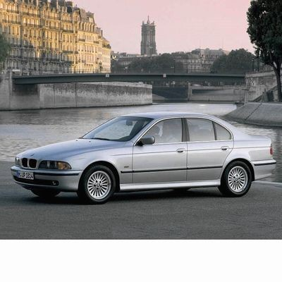 For BMW 5 (1995-2000) with Halogen Lamps