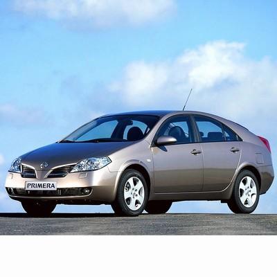 Nissan Primera (2002-2008) autó izzó