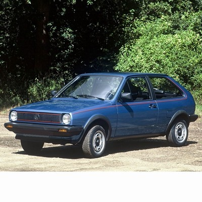 Autó izzók halogén izzóval szerelt Volkswagen Polo (1981-1994)-hoz