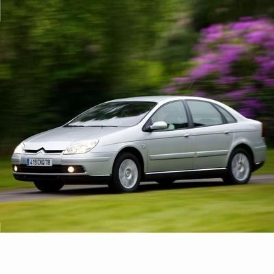 Autó izzók halogén izzóval szerelt Citroen C5 (2005-2007)-hez