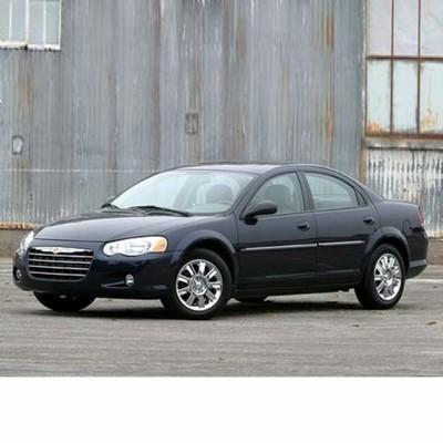 Autó izzók halogén izzóval szerelt Chrysler Sebring (2001-2006)-hez