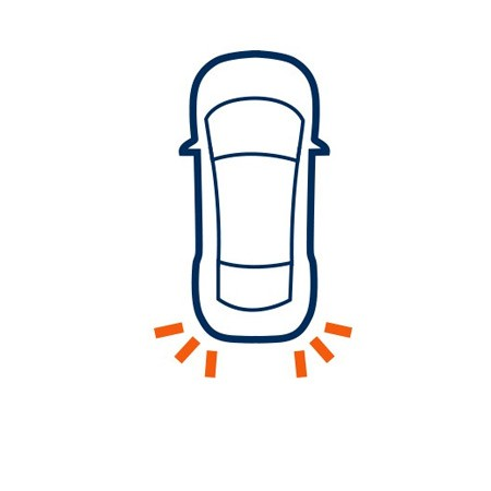 Hátsó irányjelző izzó Mini Mini Cabrio-hoz