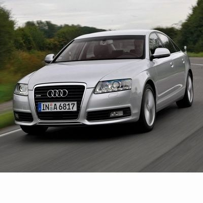 For Audi A6s (2009-2011) with Halogen Lamps
