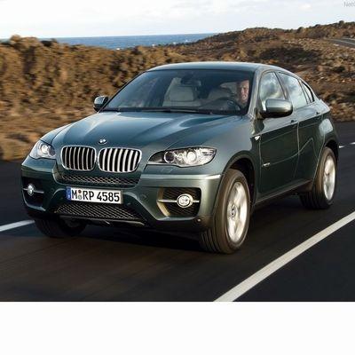 Autó izzók a 2008 utáni ledes fényszóróval szerelt BMW X6 (E71)-hoz