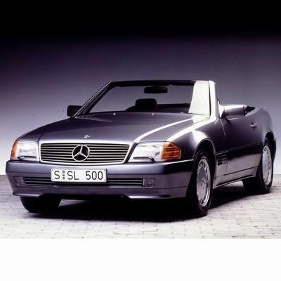 Autó izzók halogén izzóval szerelt Mercedes SL (1989-2002)-hez