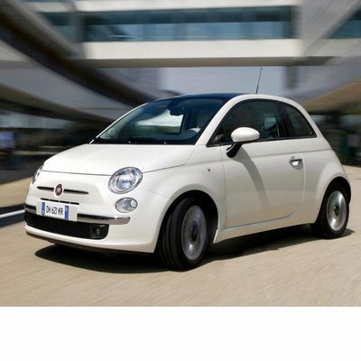 For Fiat 500  after 2007 with Halogen Lamps