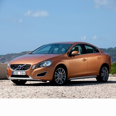 Autó izzók a 2010 utáni halogén izzóval szerelt Volvo S60-hoz