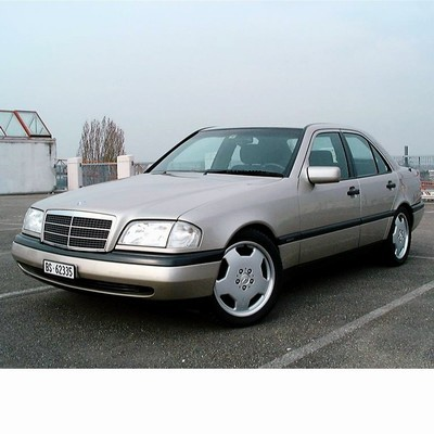 For Mercedes C Sedan (1996-2000) with Halogen Lamps