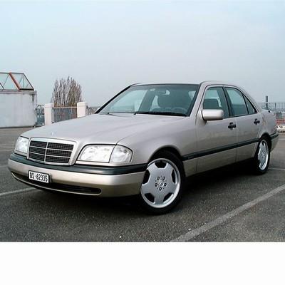 Autó izzók halogén izzóval szerelt Mercedes C Sedan (1996-2000)-hoz