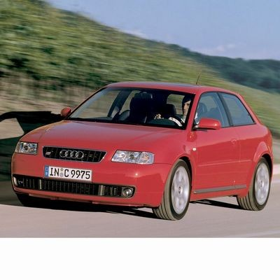For Audi S3 (1999-2003) with Halogen Lamps