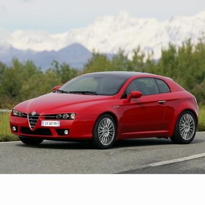 For Alfa Romeo Breras (2006-2011) with Halogen Lamps