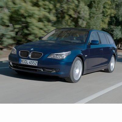 Autó izzók halogén izzóval szerelt BMW 5 Kombi (2007-2010)-hoz