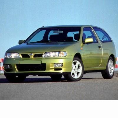 Autó izzók halogén izzóval szerelt Nissan Almera (1995-2000)-hoz