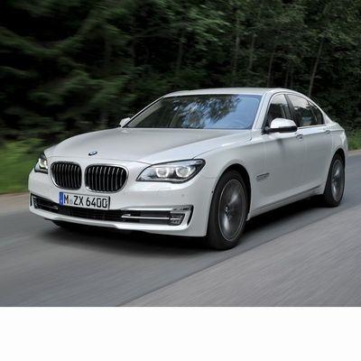 Autó izzók a 2012 utáni ledes fényszóróval szerelt BMW 7 (F01)-hez