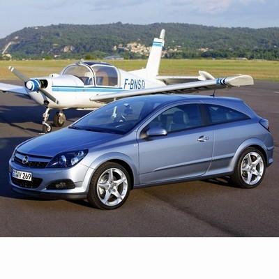 Autó izzók halogén izzóval szerelt Opel Astra H GTC (2005-2010)-hez