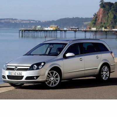 Autó izzók halogén izzóval szerelt Opel Astra H Kombi (2004-2010)-hoz