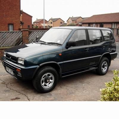 Nissan Terrano (1993-2006)