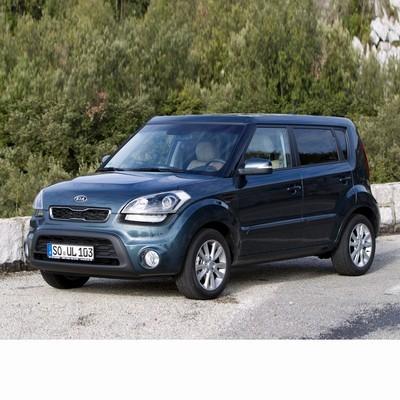 Autó izzók halogén izzóval szerelt Kia Soul (2011-2013)-hoz