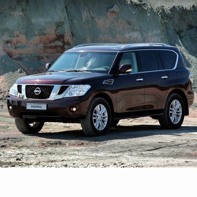 For Nissan Patrol after 2010 with Halogen Lamps