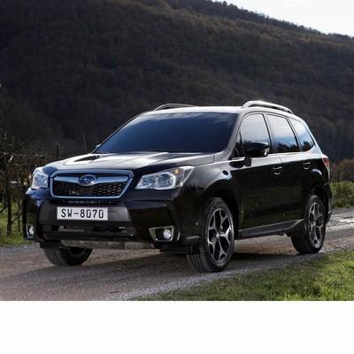 Autó izzók a 2013 utáni halogén izzóval szerelt Subaru Forester-hez