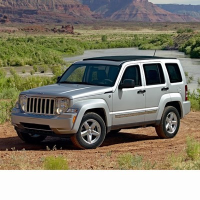 For Jeep Cherokee (2008-2013) with Halogen Lamps