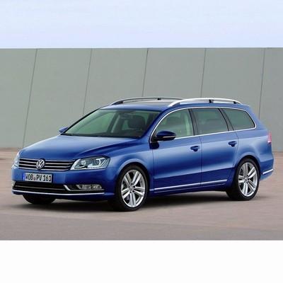 For Volkswagen Passat Variant B7 (2010-2014) with Halogen Lamps