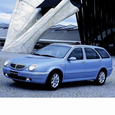 Autó izzók halogén izzóval szerelt Lancia Lybra SW (1999-2005)-hez