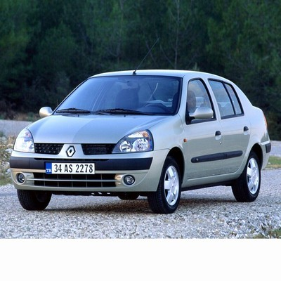 For Renault Thalia (2002-2008) with Halogen Lamps