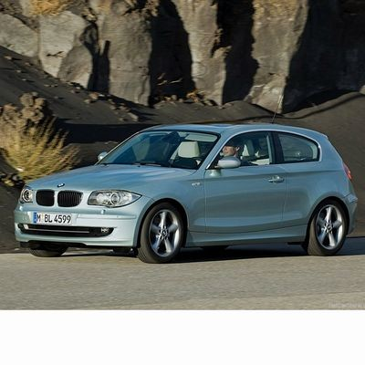 For BMW 1 (2007-2011) with Halogen Lamps