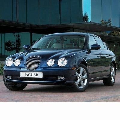 Autó izzók halogén izzóval szerelt Jaguar S-Type (1999-2008)-hoz