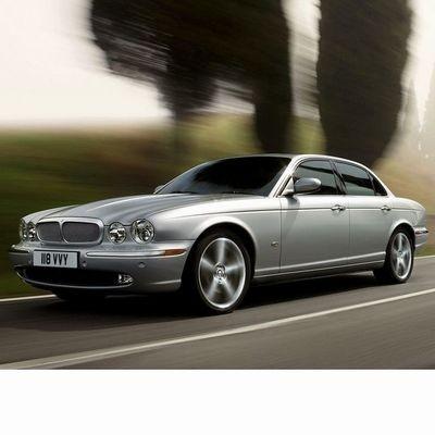 Autó izzók xenon izzóval szerelt Jaguar XJ (2003-2009)-hez