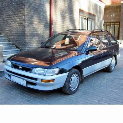 Autó izzók halogén izzóval szerelt Toyota Corolla Kombi (1991-1997)-hoz