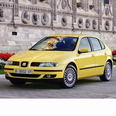 For Seat Leon (1996-2006) with Halogen Lamps