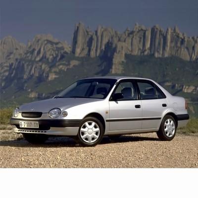 Autó izzók halogén izzóval szerelt Toyota Corolla Sedan (1997-1999)-hoz